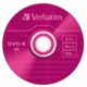 Verbatim DVD-R 4,7GB 16x colour slim 5ks