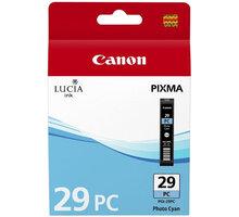 Canon PGI-29 PC, foto azurová - 4876B001