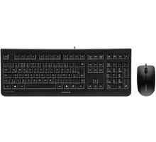 Cherry set klávesnice a myši DC 2000, CZ, černá - JD-0800CS-2