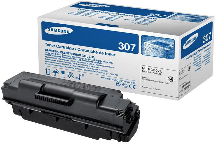Samsung MLT-D307L/ELS, černý