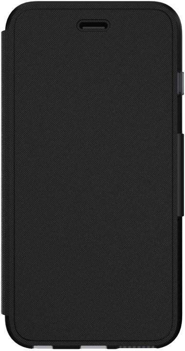 Tech21 Evo Wallet pouzdro typu kniha pro Apple iPhone 6 Plus/6S Plus, kouřová