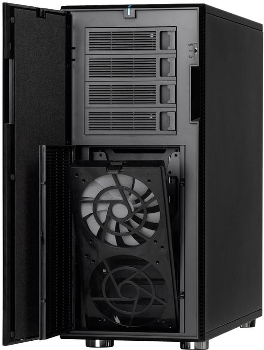 Fractal Design Define XL R2, Pearl Black