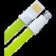 Remax datový kabel USB/micro USB, 1,2m dlouhý, zelená