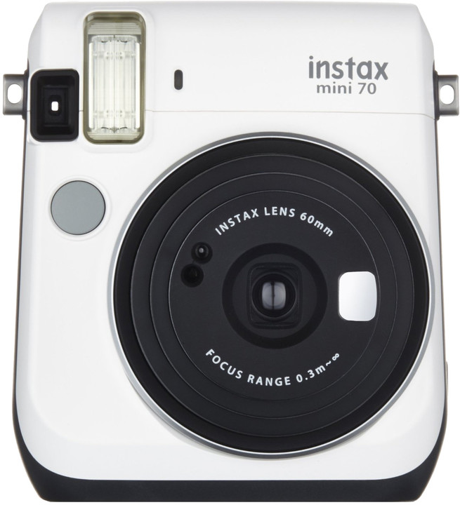 Fujifilm Instax mini 70, bílá