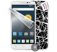 Screenshield fólie na displej + skin voucher (vč. popl. za dopr.) pro Alcatel One Touch 7043K Pop 2 - ALC-OT7043K-ST