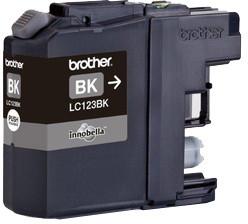 Brother LC-123BK - černá