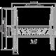 """GoGEN držák na stěnu pro LCD 32-55"""""""