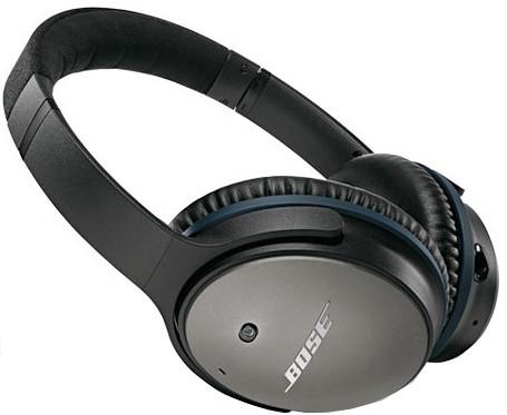Bose QuietComfort 25, Android, černá