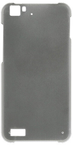 ZOPO Hard Shell zadní kryt pro ZP1000/1000s Transparent, bulk