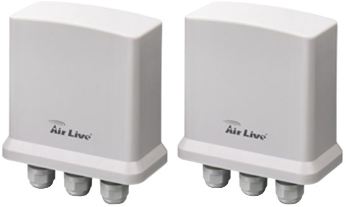 AirLive OD-100PE, 1x PoE outdoor, 10/100, IP65