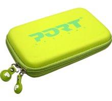 Port Designs Colorado pouzdro na HDD 2.5, zelená - 400136 + Zdarma RP0292 PORT CONNECT Naos, bezdrátová myš, černá (v ceně 259)