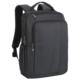 """RivaCase 8262 batoh na notebook 15,6"""", černý  + Zdarma Sluchátka KNG OOZY do uší, červená (v ceně 149,-)"""