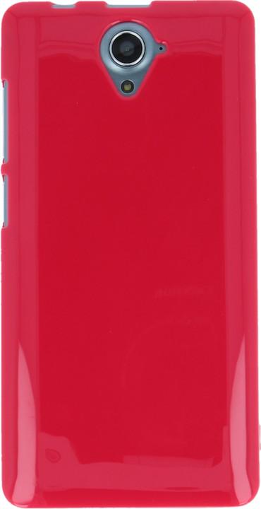 myPhone silikonové pouzdro pro Venum, tm. růžová