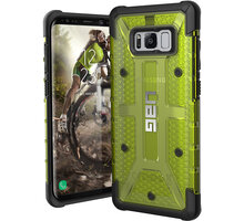 UAG plasma case Citron, yellow - Samsung Galaxy S8+ - GLXS8PLS-L-CI