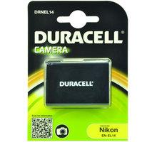 Duracell baterie alternativní pro Nikon EN-EL14 - DRNEL14