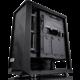 Fractal Design Meshify C Blackout TG, sklo, černá