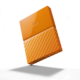 WD My Passport - 3TB, oranžová
