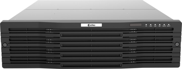 Uniview DEU1016, externí úložiště pro UNIVIEW NVR516 sérii, 16x HDD