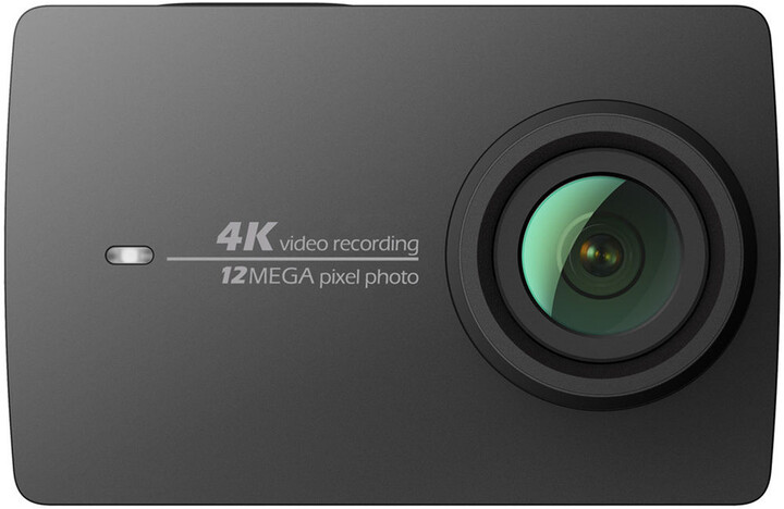 Xiaomi Yi 4K Action Camera 2, černá