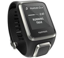 TOMTOM Spark Fitness Premium Edition Cardio + Music (L), černá - 1RFM.003.08