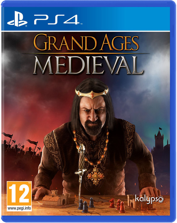Grand Ages: Medieval - PS4