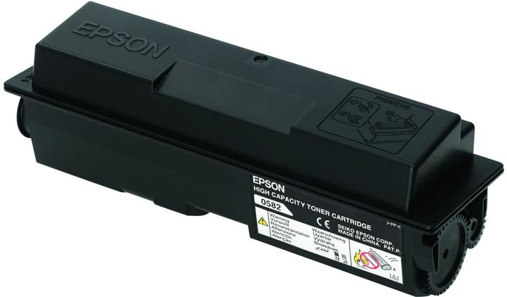 Epson C13S050582, černý (8000)