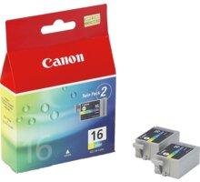 Canon BCI-16C, barevná - 9818A002