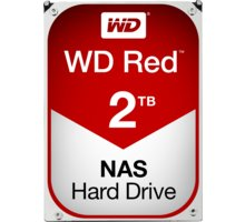 WD Red - 2TB - WD20EFRX