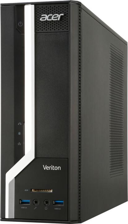 Acer Veriton 2 (VX2631G), černá