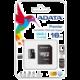 ADATA Micro SDHC Premier 16GB UHS-I + adaptér