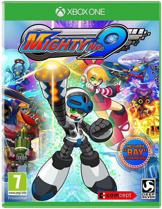 Mighty No.9 - XONE
