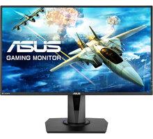 """ASUS VG275Q - LED monitor 27"""" - 90LM03K0-B01370 + Sluchátka Asus Cerberus iCafe v hodnetě 1399,- k LCD Asus zdarma"""