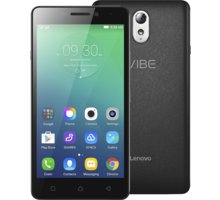 Lenovo Vibe P1m, LTE, černá - PA1G0061CZ + Zdarma SIM karta Relax Mobil s kreditem 250 Kč