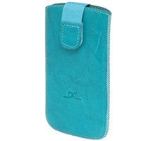"DC POUZDRO XXL (4,0"") T30 Protect Washed TYRKYSOVÉ (GALAXY S, S3mini, myPhone FUNKY) - LCSTOP30XXDTU"
