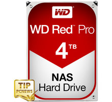WD Red Pro - 4TB - WD4002FFWX