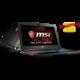 MSI GT62VR 6RD-059CZ Dominator, černá  + MSI Gaming Xmas Pack 2016 (GT) v ceně 5999 Kč