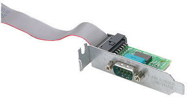 HP 2nd Serial Port Adapter