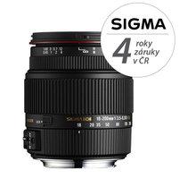SIGMA 18-200/3.5-6.3 ll DC HSM pro SONY - SI 882962