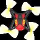 Parrot Airborne Night Drone Blaze