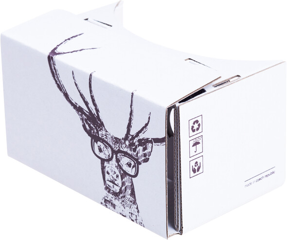 """PanoBoard """"The Deer Edition"""" - Inspired by Google Cardboard"""