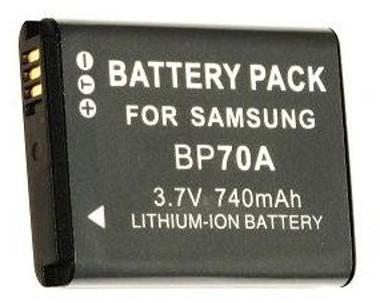 Patona baterie pro Samsung SLB70A 500mAh