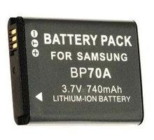 Patona baterie pro Samsung SLB70A 500mAh - PT1080