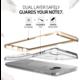 Spigen Neo Hybrid Crystal pro Galaxy Note 7, gunmetal