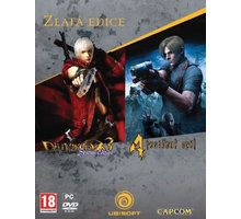 Devil May Cry 3 + Resident Evil 4 (PC) - PC - 8595172603347