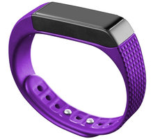CellularLine EASYFIT Touch bluetooth fitness náramek , růžovo-černá - BTEASYFITTOUCHP