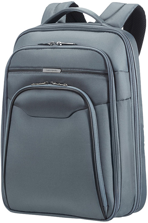 "Samsonite Desklite - LAPTOP BACKPACK 15.6"", šedá"
