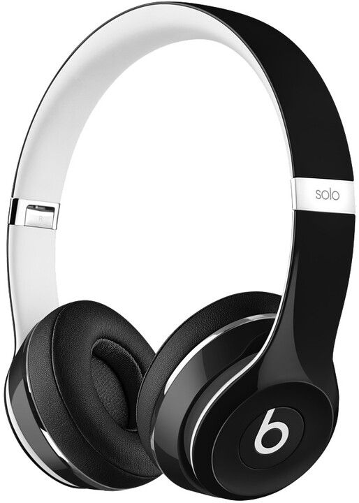Beats Solo2, Luxe Edition, černá