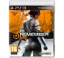 Remember Me - PS3 - CEP314540