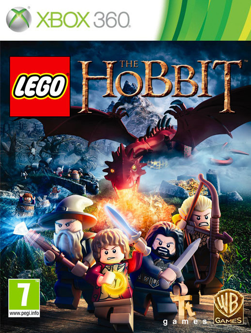 Lego The Hobbit - X360