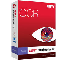 ABBYY FineReader 12 Corporate / ESD / Concurrent use / Vol. purchase (6-10 lic.) Upgrade - AB-09455